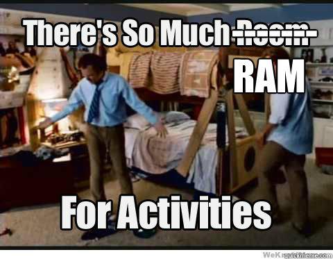 RAM -------
