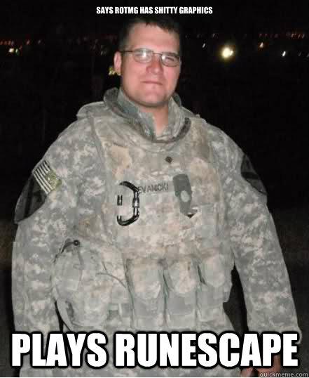 soldier  runescape memes quickmeme