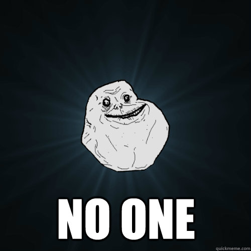 No One -  No One  Forever Alone