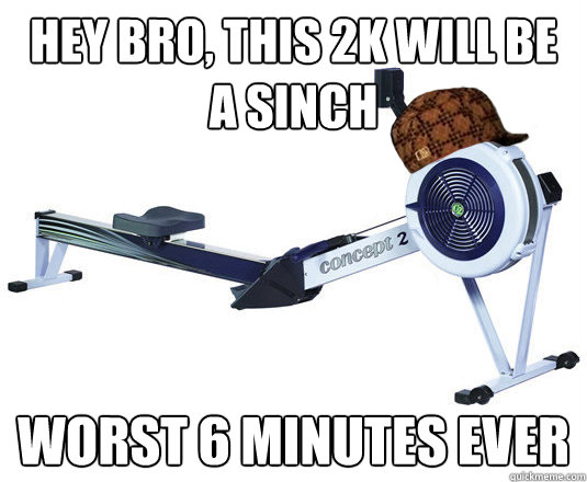 Hey Bro This 2k Will Be A Sinch Worst 6 Minutes Ever