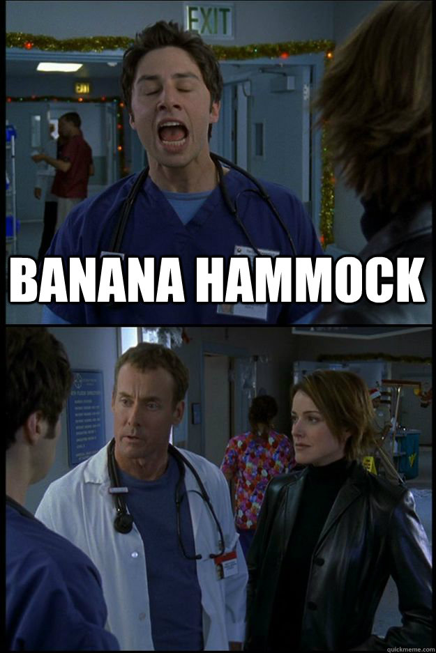 Banana Hammock  - Banana Hammock   Misc