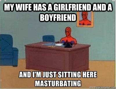wife has a boyfriend