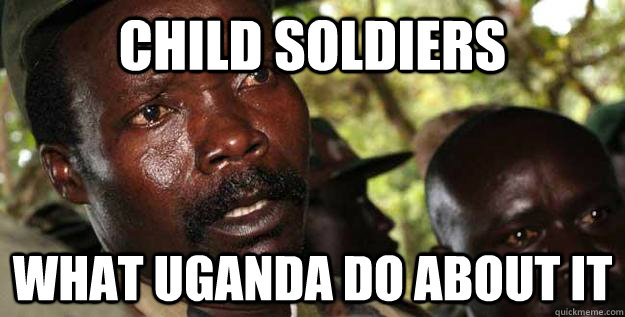 child soldiers what uganda do about it