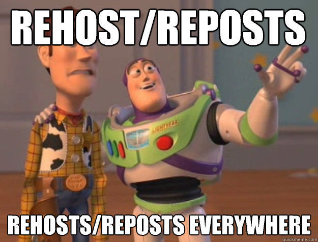 Rehost/reposts Rehosts/reposts everywhere - Rehost/reposts Rehosts/reposts everywhere  toystory everywhere