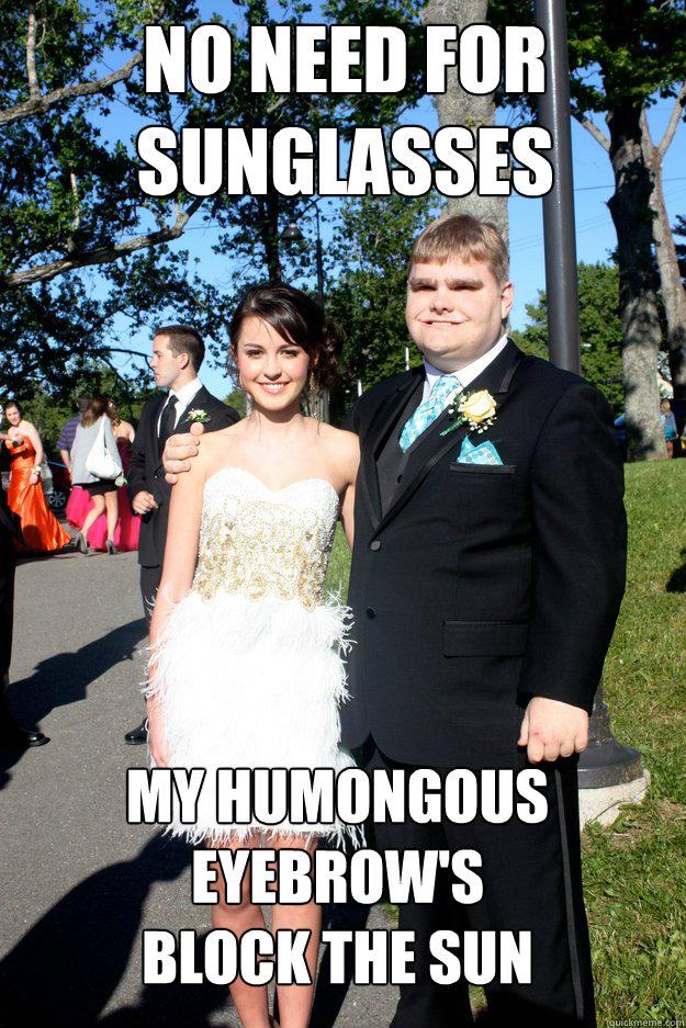 Epic Eyebrows Guy Memes Quickmeme