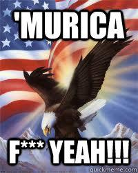 'Murica F*** Yeah!!!