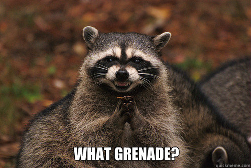 What Grenade?