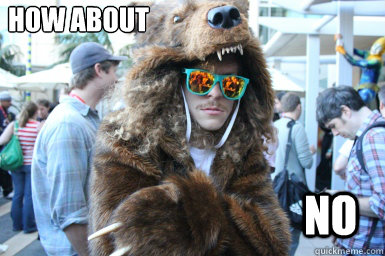 HOw About NO