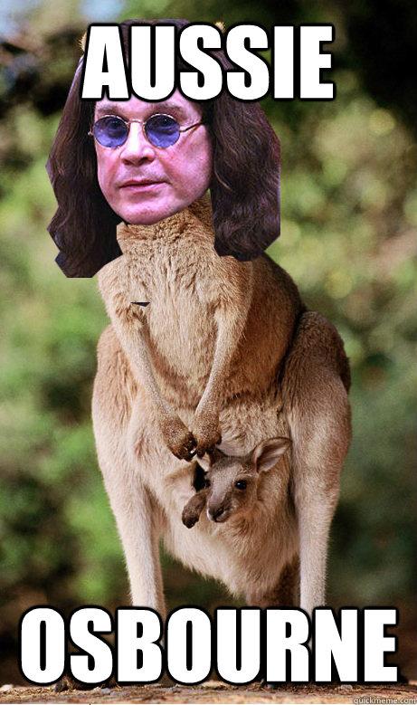 Aussie Osbourne  Aussie Osbourne