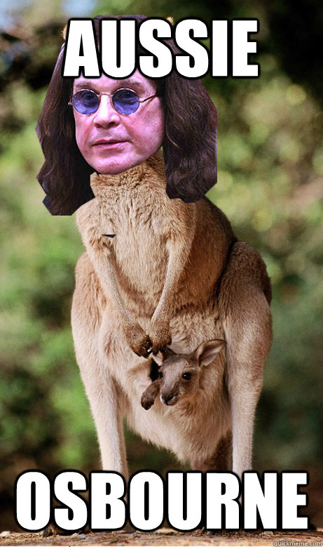 Aussie Osbourne - Aussie Osbourne  Aussie Osbourne