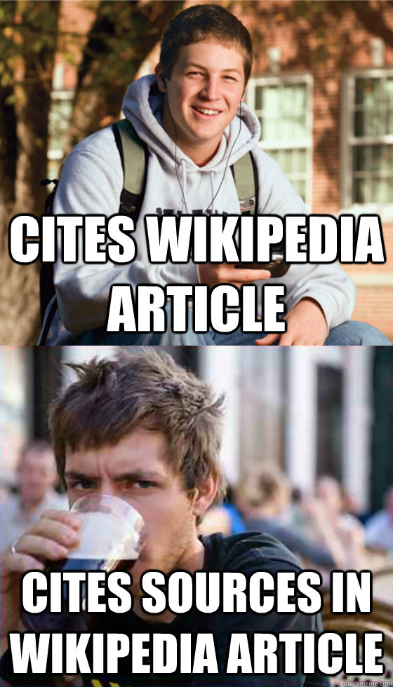 Cites Wikipedia Article Cites Sources In Wikipedia Article
