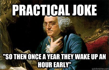 Practical Joke