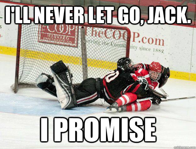 Romantic Goalie Memes Quickmeme