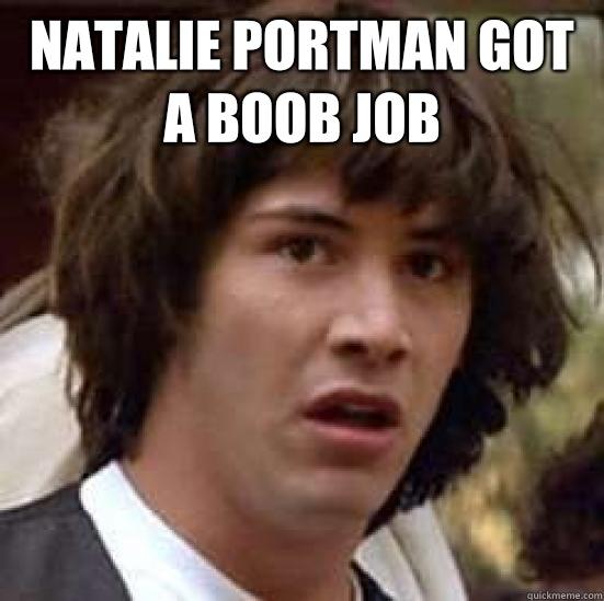 Natalie Portman Boob Job 43