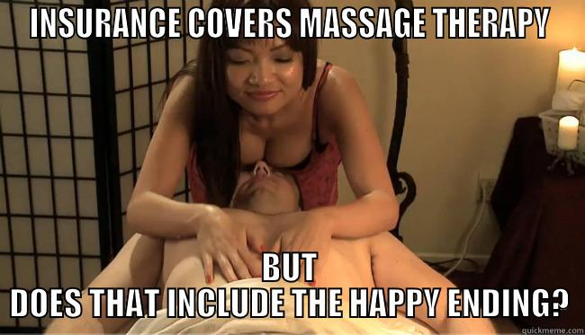 massage Happy captions ending