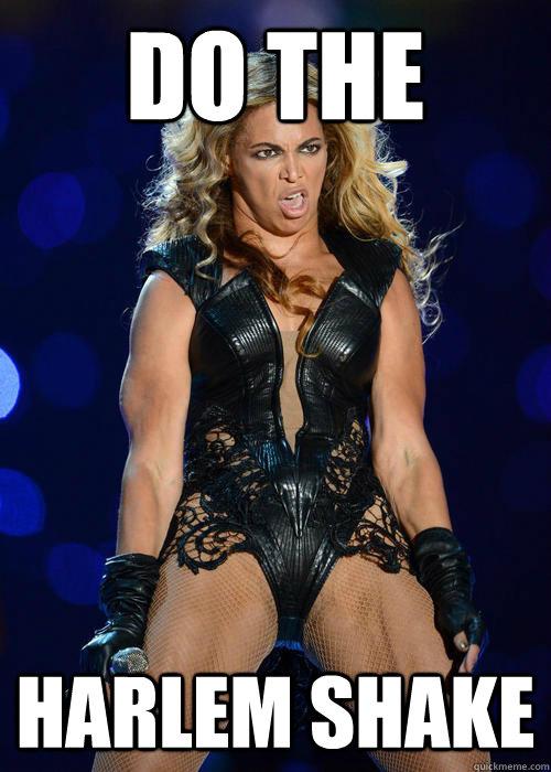 Do The Harlem Shake - Do The Harlem Shake  Beyonce Twerk