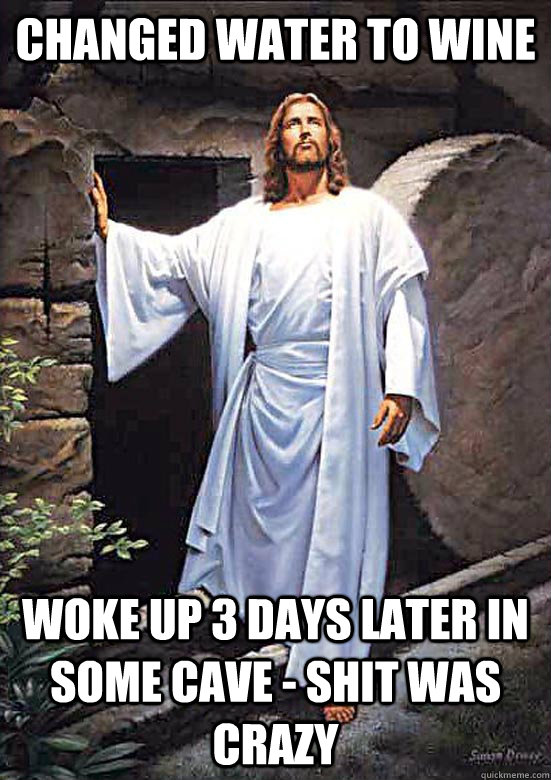 61a60500a071fa7ccd1d77cf6e450494430698680d90be7a6d42778620c295b7 easter jesus memes quickmeme,Easter Memes Jesus