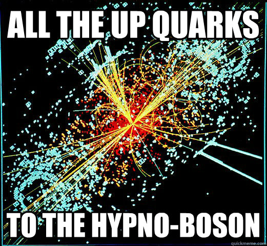 All the up quarks to the hypno-boson