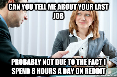 Funny Meme Job : Just started a job as a bank teller and people keep giving me a