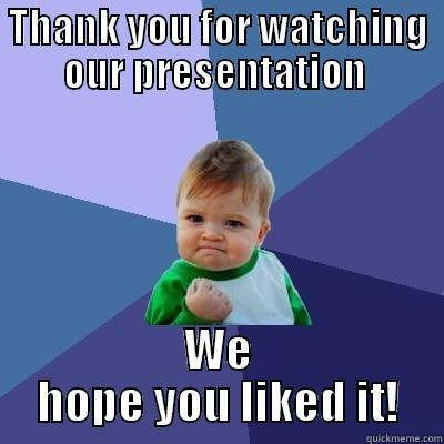 Funny Thank You Images For Ppt Presentation baby - qu...