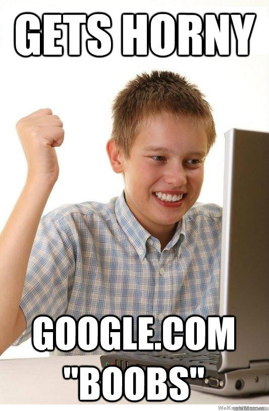 Gets Horny Google.com