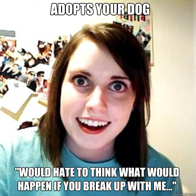 Adopts your dog