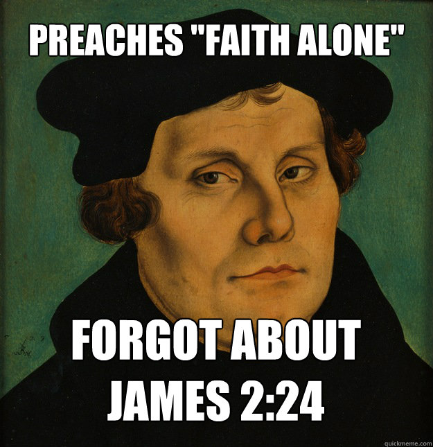 Preaches