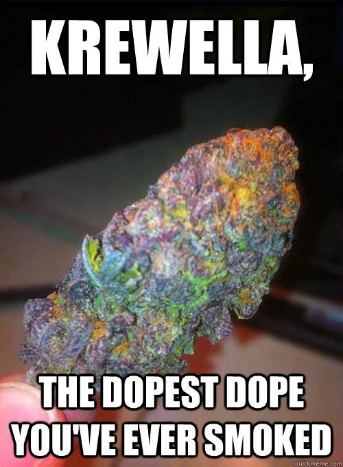 Krewella, the dopest dope you've ever smoked - Krewella, the dopest dope you've ever smoked  Krewella