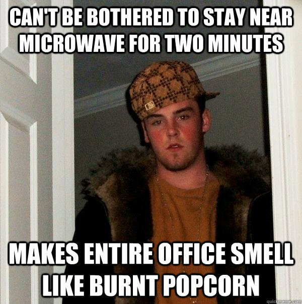 Cant Be Bothered To Stay Near Microwave For Two Minutes Makes