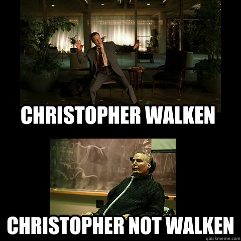 Christopher Walken Christopher Christopher Walken Funny Meme