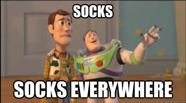 Socks Socks Everywhere - Socks Socks Everywhere  Misc