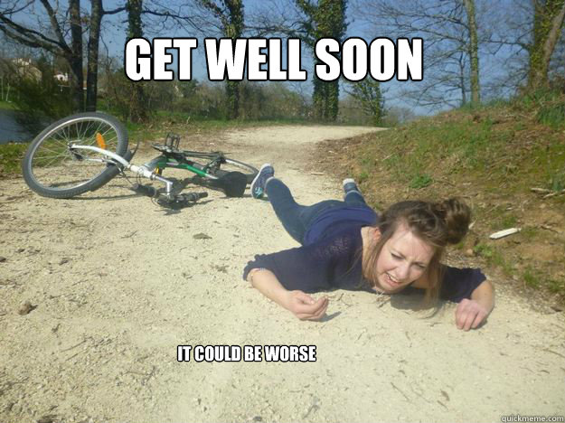 Get Well Soon It Could Be Worse - Get Well Soon It Could Be Worse  Get Well Soon