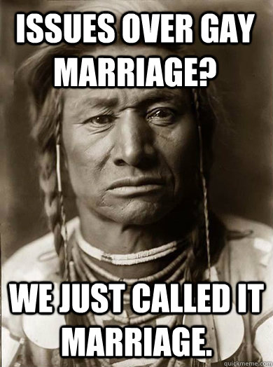 from Jeffrey issues on gay marriages