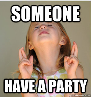 someone have a party - someone have a party  new years eve