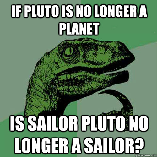 planet pluto not a meme - photo #21