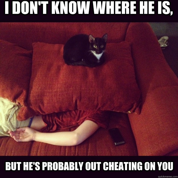 How To Know If He Is Cheating On You