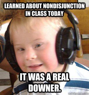6513b16c210a8e0344c026b9fa803f0cfff37d96dfab834620756bf3ed7b33c2 down syndrome dj memes quickmeme,Syndrome Meme