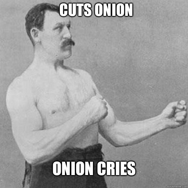Cuts Onion Onion cries - Cuts Onion Onion cries  Misc