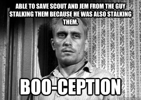 meet the scout quotes on boo
