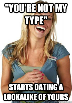 When a guy starts dating another girl