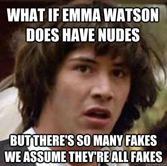 Emma watson fake captions