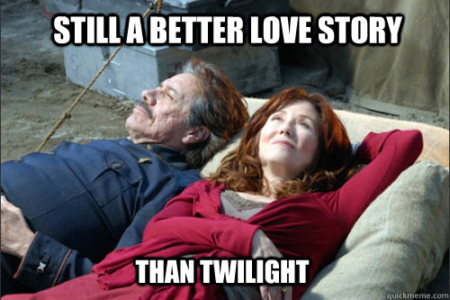 Still a better love story than Twilight - Still a better love story than Twilight  Misc