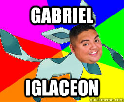 Gabriel iglaceon - Gabriel iglaceon  Misc