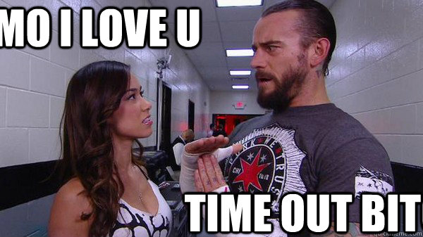 when did aj lee and cm punk start dating