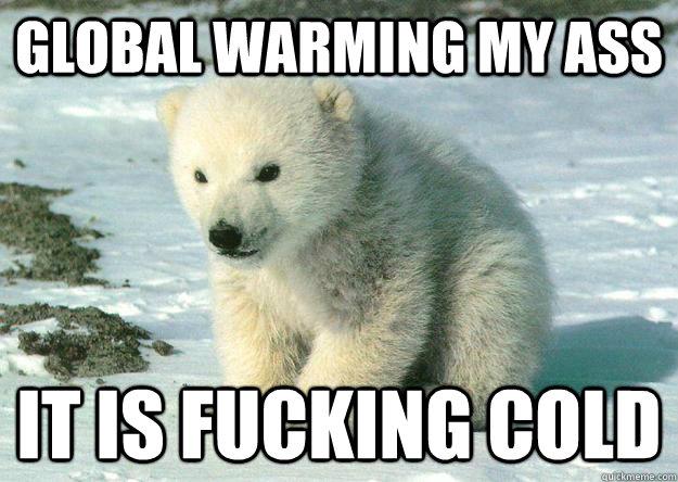 Global Warming My Ass 119