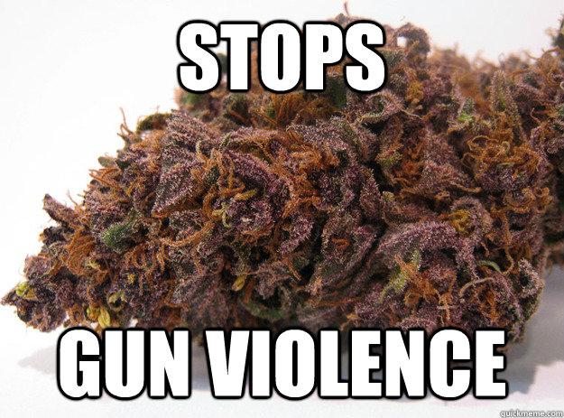 Stops Gun Violence
