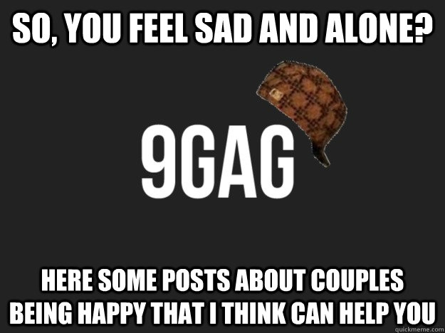 So, You Feel Sad And Alone? Here Some Posts About Couples