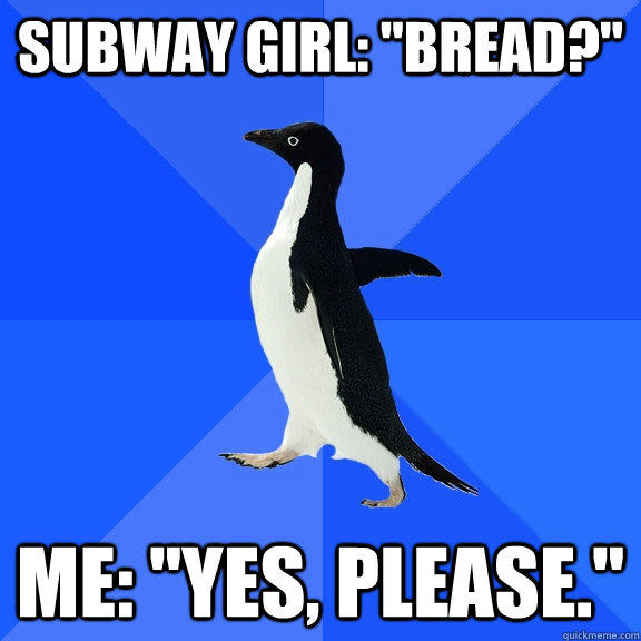 Subway Girl: