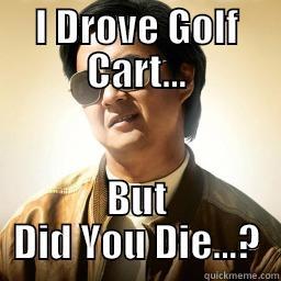 Mr Chow memes   quickmeme Batman Golf Cart Meme on golf swing meme, bill murray golf meme, golf cat meme, golf driver meme, golf carts with guns, caddy meme, golf water meme, mower meme, suv meme, golf game meme, golf bet meme, heavy equipment meme, tires meme, raffle ticket meme, private jet meme, smokey and bandit meme, golf range meme, golf handicap meme, knight in armor meme, auto meme,