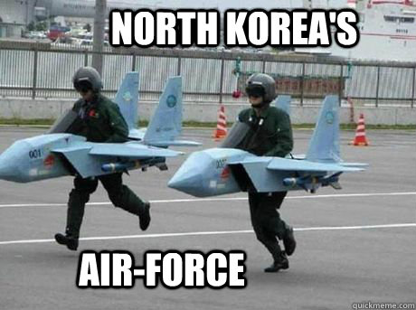 North Korea's Air-Force